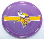 Minnesota Vikings Round Serving Plate Party Tray